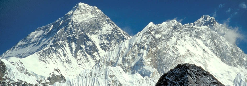 Mt. Everest Nepal